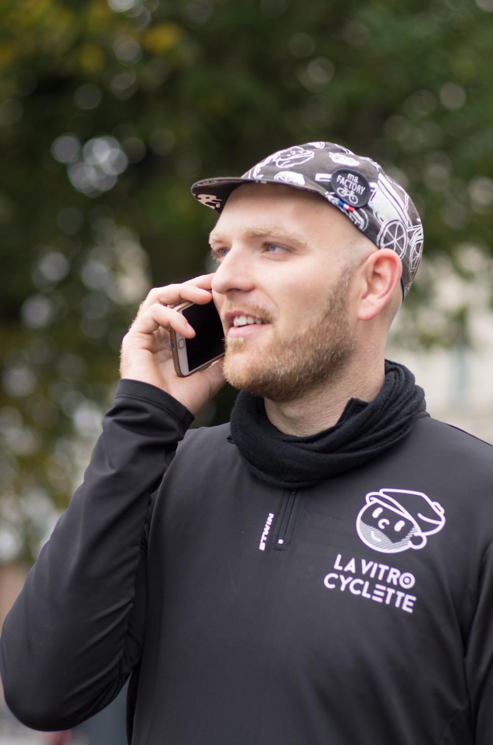 Estimation tarifaire par téléphone avant devis sur mesure - nettoyage de vitres par La Vitrocyclette